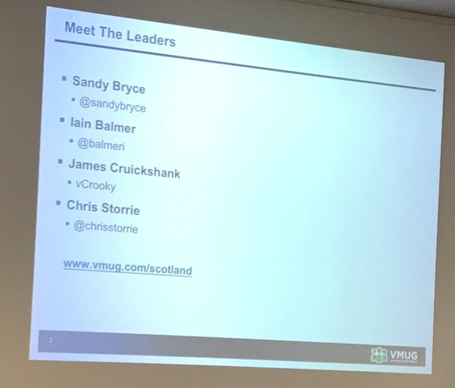 Meet The Leaders