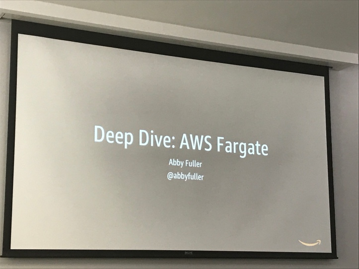 AWS Builders Day Part 4 – Deep Dive in AWS Fargate – uprightvinyl co uk